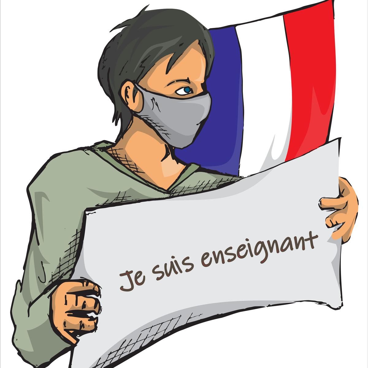 Rough weeks in France